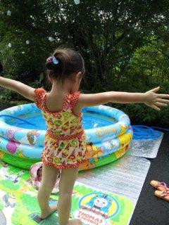 僕の娘の夏休み